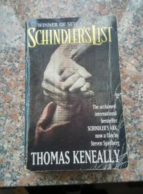 Schindlers List 英文原版 辛德勒名单