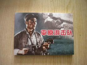 《平原游击队》,50开电影,中国民主2017.10出版,5596号,电影连环画