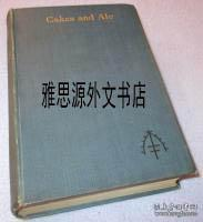 【包郵】 1930年初版初印 毛姆著Cakes and Ale 《尋歡作樂》