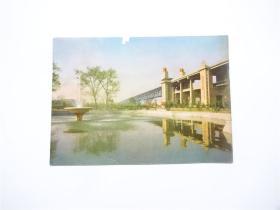 老门票   文革南京长江大桥简介   喷泉伍分参观票    较少品种