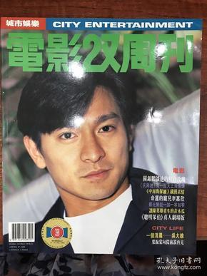 电影双周刊 398 (封面刘德华)