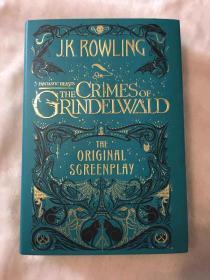 订购 神奇的动物在哪里2 格林沃德剧本 图书馆线装版 美版 Fantastic Beasts The Crimes of Grindelwald: The Original Screenplay
