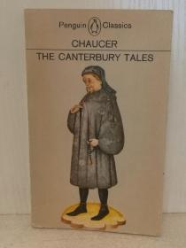 杰弗雷·乔叟:坎特伯雷故事集 The Canterbury Tales by Geoffrey Chaucer (Penguin Books 1958年版) (经典英国文学)英文原版书