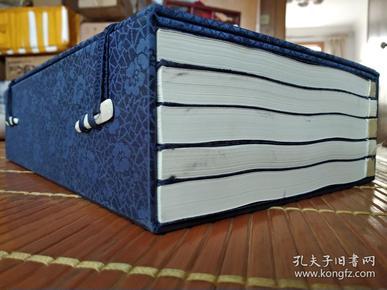 低价出售仅印500册供内部研究的清顺治《新郑县志》一函5厚册册!!!