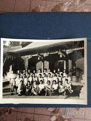 50-60年代:北京大学师生合影