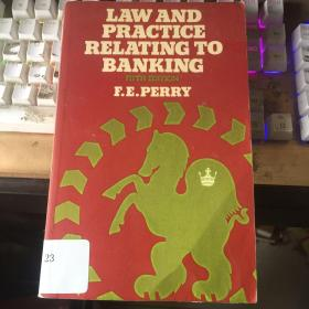 law and practice relating to banking