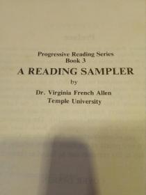 70年代美国渐进阅读系列教材一套5册