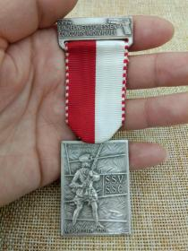 徽章 奖章 纪念章 瑞士 1994 射击比赛 滑膛枪手 1701