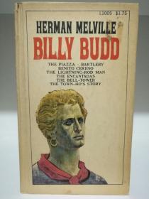 赫尔曼·梅尔维尔 Billy Budd and Other Tales by Herman Melville ( Signet 1961年版) (美国经典文学)英文原版书