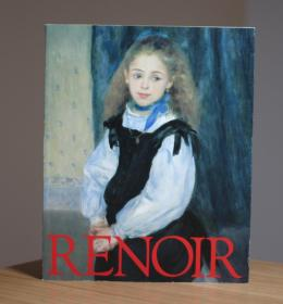 RENOIR From Outsider Old Master 1870-1892 雷诺阿 画展