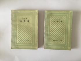 名利场 全2册 网格本