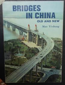 中国桥梁(古桥与新桥)英文版