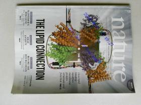自然原版外文杂志期刊 nature 510 1-182 2014/06/05 no.7503