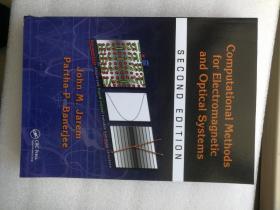 现货 Computational Methods for Electromagnetic and Optical Systems 2E 电磁和光学系统的数值计算方法