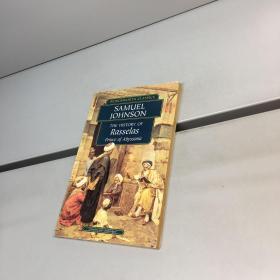 samuel johnson  The History of Rasselas, Prince of Abyssinia (英文原版)