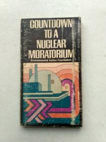 COUNTDOWN TO A NUCLEAR MORATORIUM