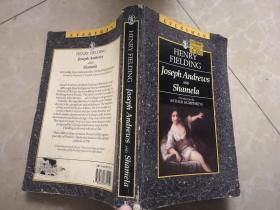 HENRY PIELDIG JOSEPH ANDREWS AND SHAM