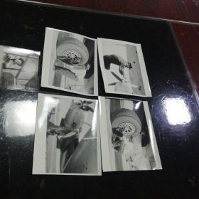 老照片和文革十几张老照片底片