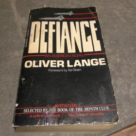defiance~英文原版