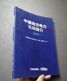 中国地方电力发展报告2016