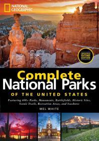 英文原版 国家地理 美国国家公园完全手册 National Geographic Complete National Parks of the United States 旅游 风景