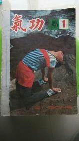 杂志:气功(双月刊)1985年1----6期