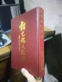 新宅游氏族谱 2009年一版一印 精装 品好干净