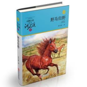 升级版动物小说大王沈石溪品藏书系:野马归野(升级版)
