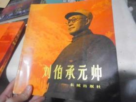 刘伯承元帅(实物拍摄).