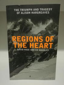 Regions of the Heart:The Triumph and Tragedy of Alison Hargreaves  by David Rose and Ed Douglas (登山)英文原版书