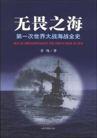 无畏之海:第一次世界大战海战全史  现货