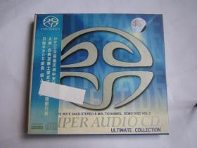 CD 光盘 唱片       SUPER  AUDUO  CD