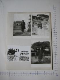 照片  黑白老旧照片  45   【 照片上的合售】