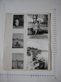 照片  黑白老旧照片   47【 照片上的合售】