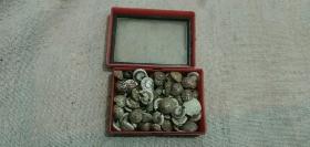 早期小貝殼一盒