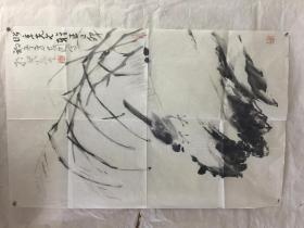 方志恩国画作品 保真