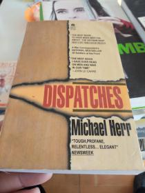 外文原版 Dispatches michael herr 国内版