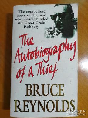 {盗贼的自传}The Autobiography of a Thief 。英文版。非常著名的作品。十分稀有!