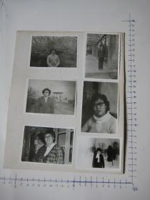照片  黑白老旧照片  52  【 照片上的合售】