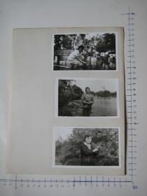 照片  黑白老旧照片   57 【 照片上的合售】
