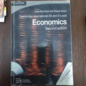 Colin Bamford and Susan Grant Cambridge International AS and A Level Economics(Second edition)