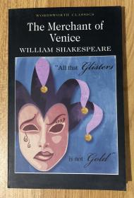 The Merchant of Venice  威尼斯商人 9781840224313