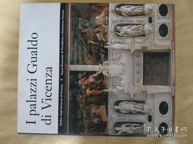 i palazzi gualdo di vicenza 意大利文原版精装