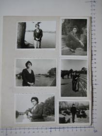 照片  黑白老旧照片   62【 照片上的合售】