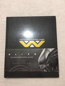 异形 韦兰汤谷 公司报告 云台设定 英版 alien:the weyland yutani report