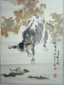 山东省美协会员张伟国画