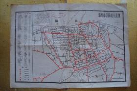 温州市区简明交通图