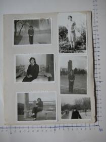 照片  黑白老旧照片   65 【 照片上的合售】