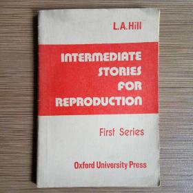 Intermediate Stories For Reproduction 中级英语复述用教材 第1系列