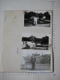 照片  69 黑白老旧照片     【 照片上的合售】